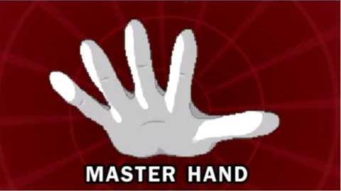 Super Smash Flash 2 Beta OST - Vs Master Hand Extended