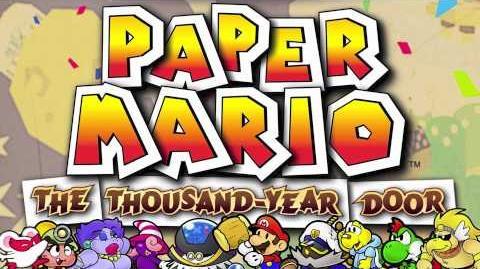 X-Naut Fortress - Paper Mario- The Thousand-Year Door