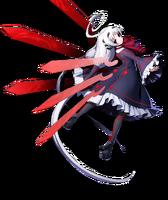 Vatista (BlazBlue Cross Tag Battle, Character Select Artwork)