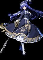 Orie Ballardiae (BlazBlue Cross Tag Battle, Character Select Artwork)