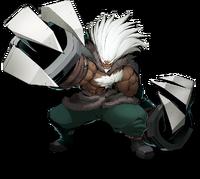 Waldstein (BlazBlue Cross Tag Battle, Character Select Artwork)