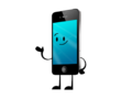 New MePhone4 Pose