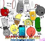 II Happy New Year 2020