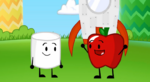 AppleMarshmallowReunite