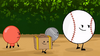 S2e10 balloon, suitcase, nickel and baseball
