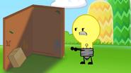 S2e2 lightbulb tosses box into the calm down corner