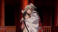 Inari and uka hugged