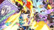 Uka's manga going to be burned