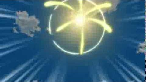 Inazuma Eleven GO Chrono Stone 29 - La Armadura Keshin de Nishiki (錦龍馬 化身アームド) HD