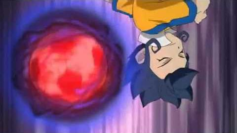 Inazuma Eleven Go! 2 Chrono Stone Death Drop G3