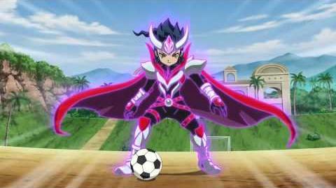 Inazuma Eleven Go Chrono Stone La Armadura de Tsurugi Kyousuke (Tsurugi's Keshin Armed) HD