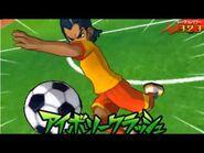 Inazuma Eleven GO Galaxy (Jeux) - Frappe d'Éléphant