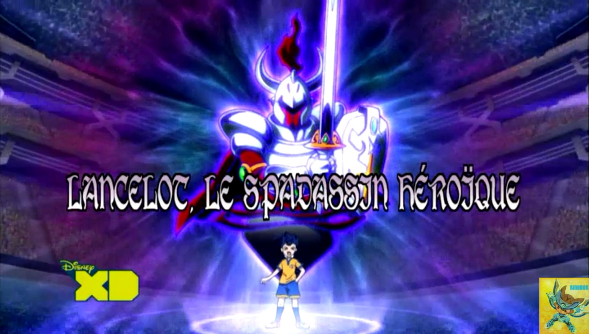 Lancelot, Le Spadassin Héroïque