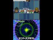 Inazuma Eleven 3 Spark Universe Blast