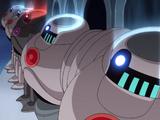 Robots de Surveillance