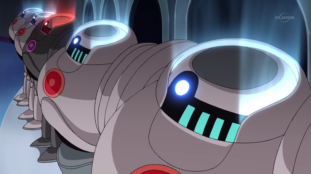 Footbots