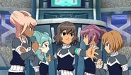 Tensions between the El Dorado Team 02 players