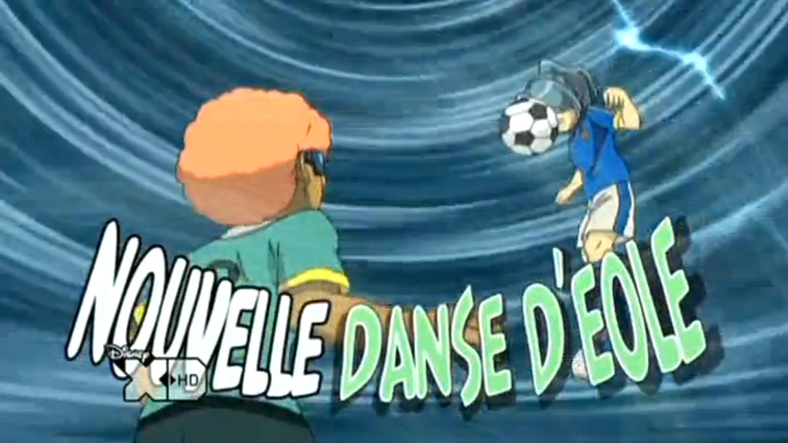 Danse d'Éole
