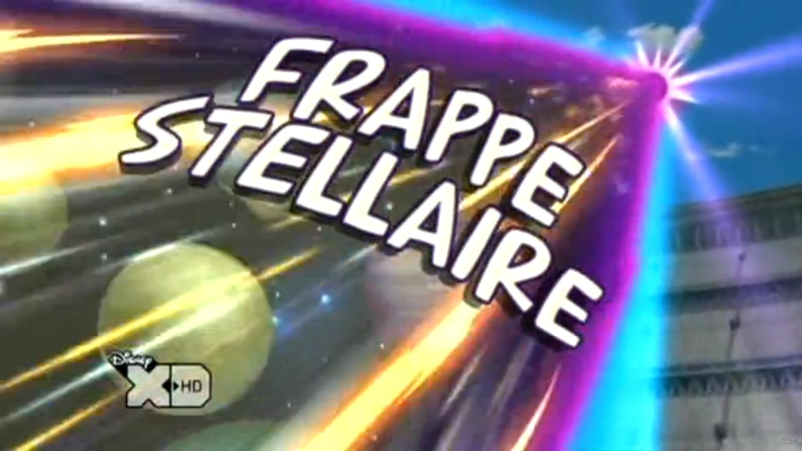 Frappe Stellaire