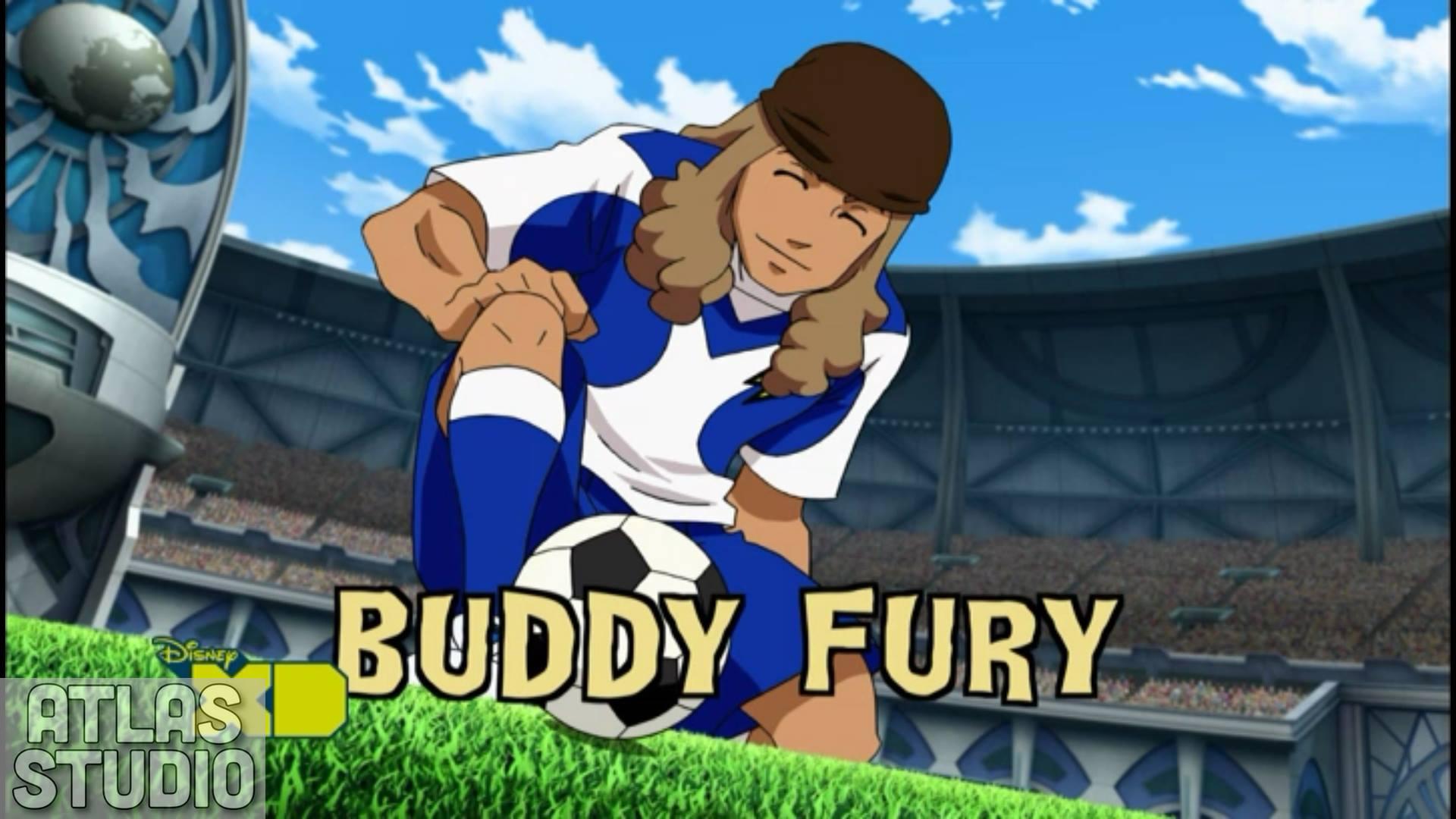 Buddy Fury