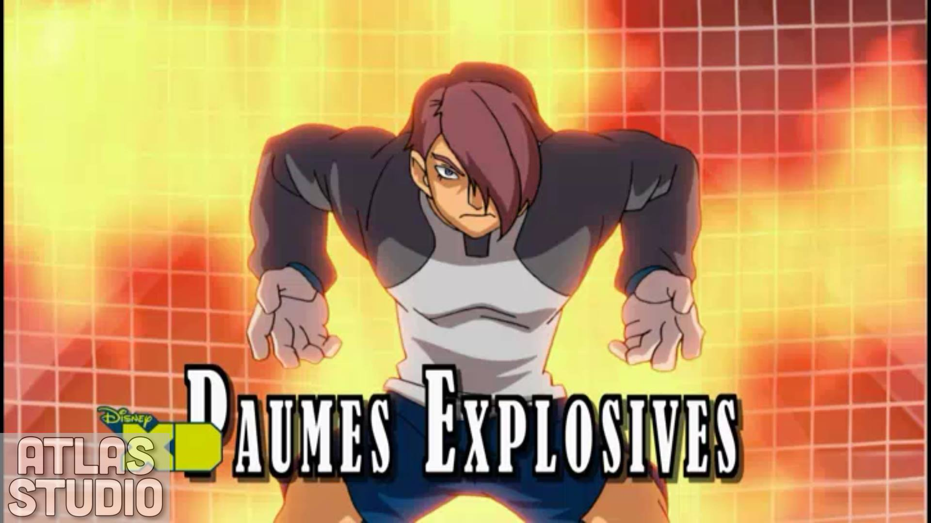 Paumes Explosives