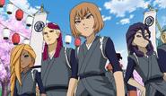 Some members of 2.0 as Yoshimoto vassals CS 15 HQ
