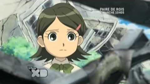 Inazuma Eleven 28 Raimon contre-attaque