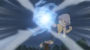 Shirou's version of eternal blizzard
