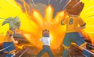 God Hand V in the game