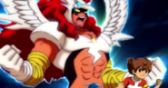 Majin Pegasus Arc in the Chrono Stone game