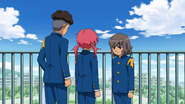 Shindou telling he will resign from the soccer club