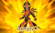 Zodiac arm Zeta