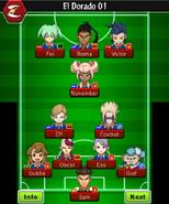 El Dorado Team 01 C.S.