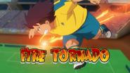 Fire Tornado Ares English