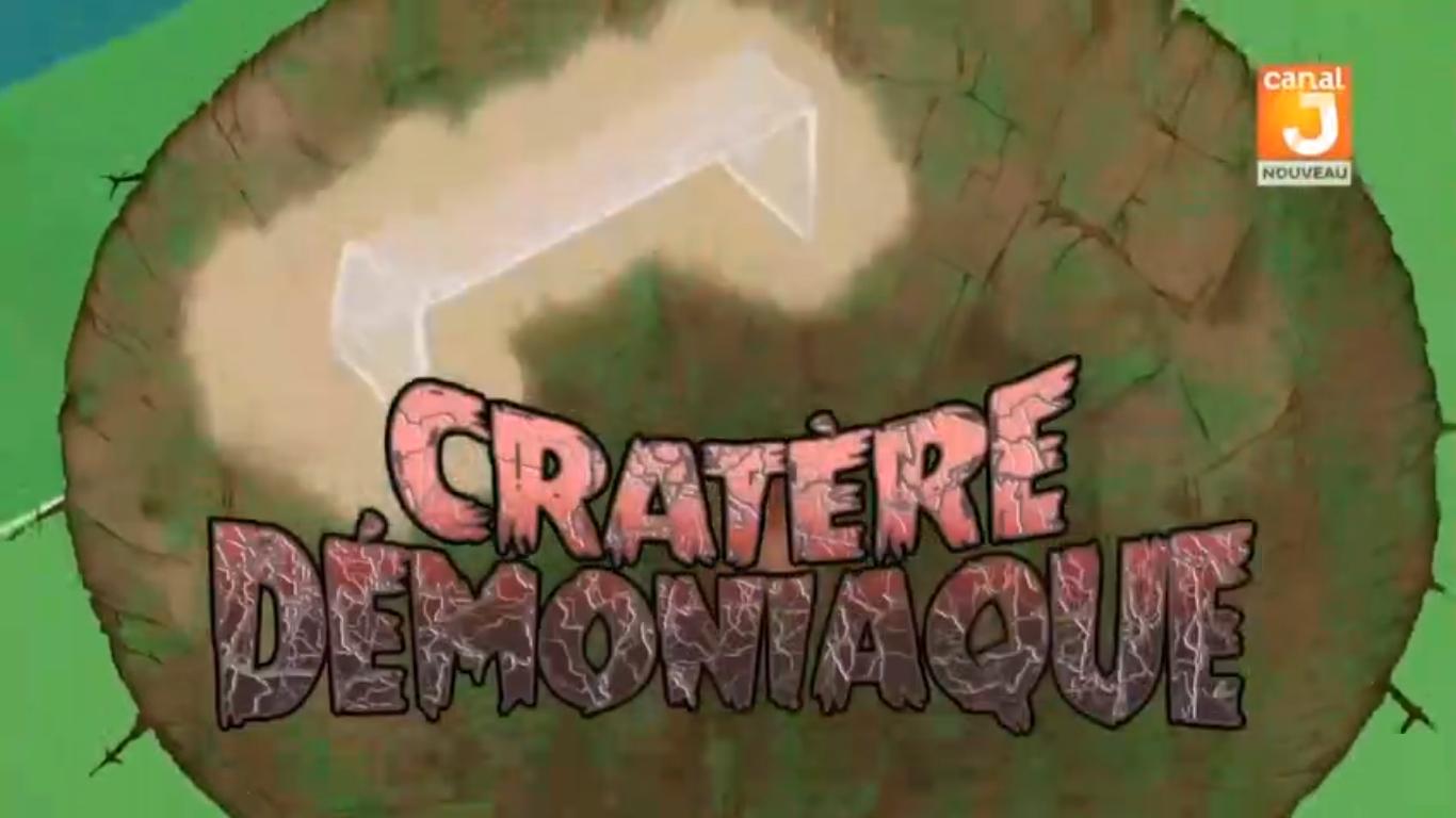 Cratère Démoniaque