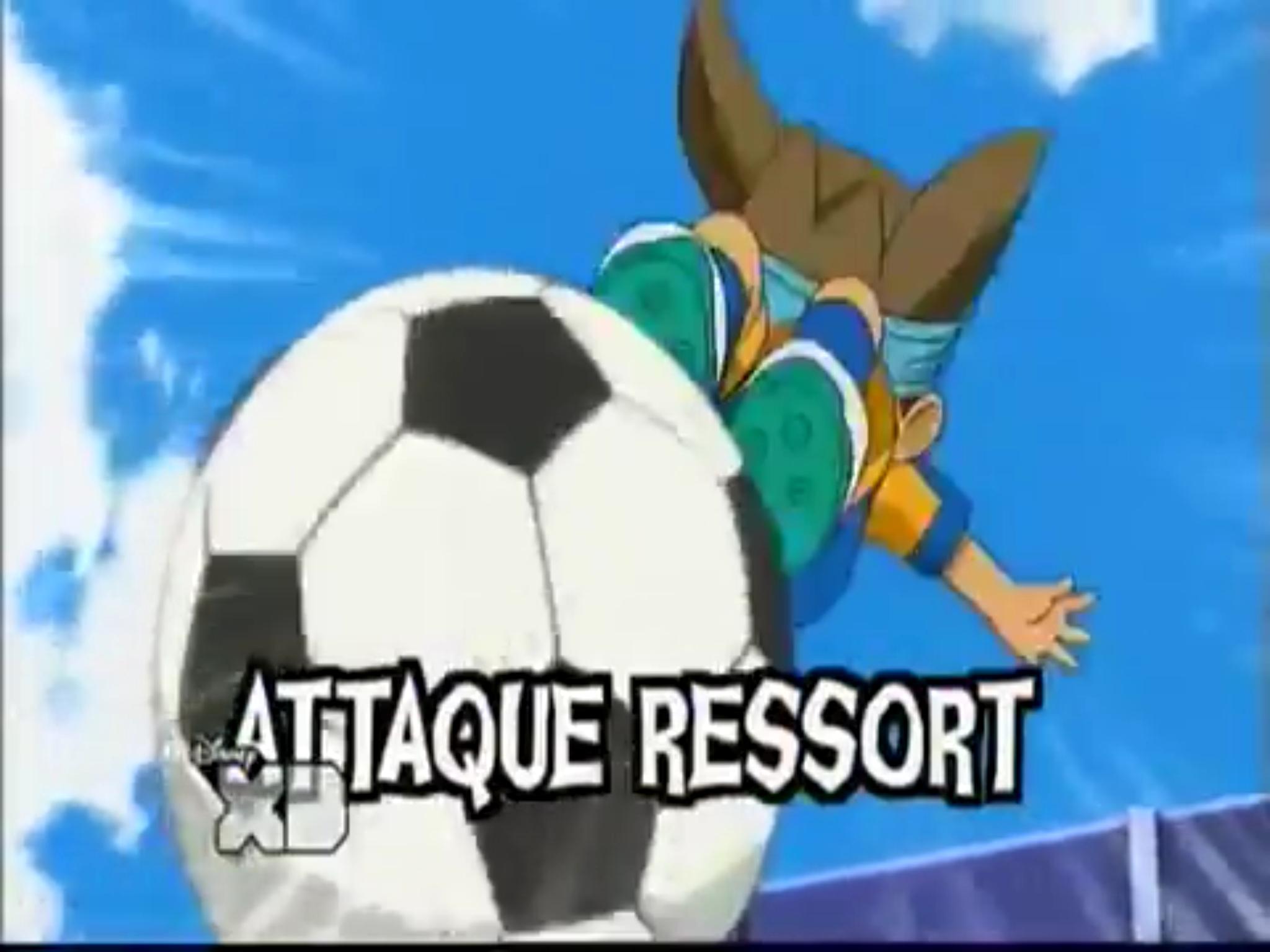 Attaque Ressort