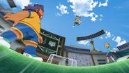 Shinsuke intercepting GO 6 HQ