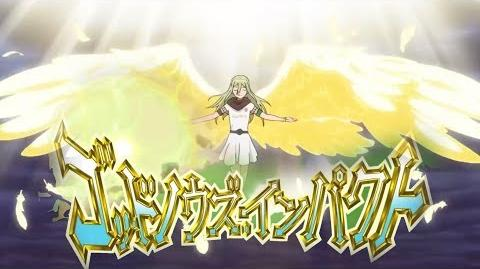 บัญญัติเทวะฟาดพสุธา_(God_Knows_Impact)_Inazuma_Eleven_Ares_Ep.15_Highlights