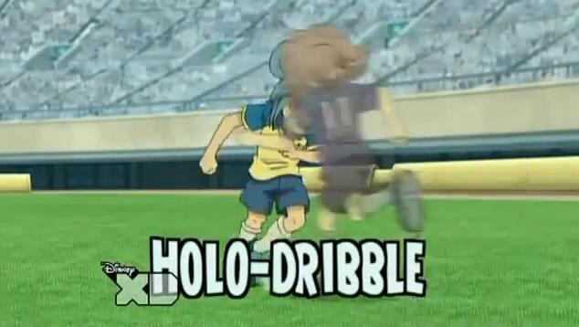 Holo-Dribble