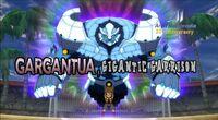 Gigantic Garrison Gargantua,