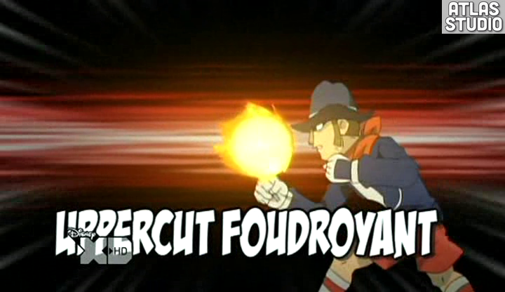 Uppercut Foudroyant