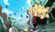 Zan's players destructing a city (CS 39 HQ)