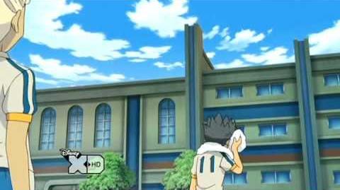 Inazuma eleven 69 La naissance d'Inazuma Japon
