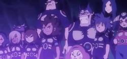 Armée des Démons Z