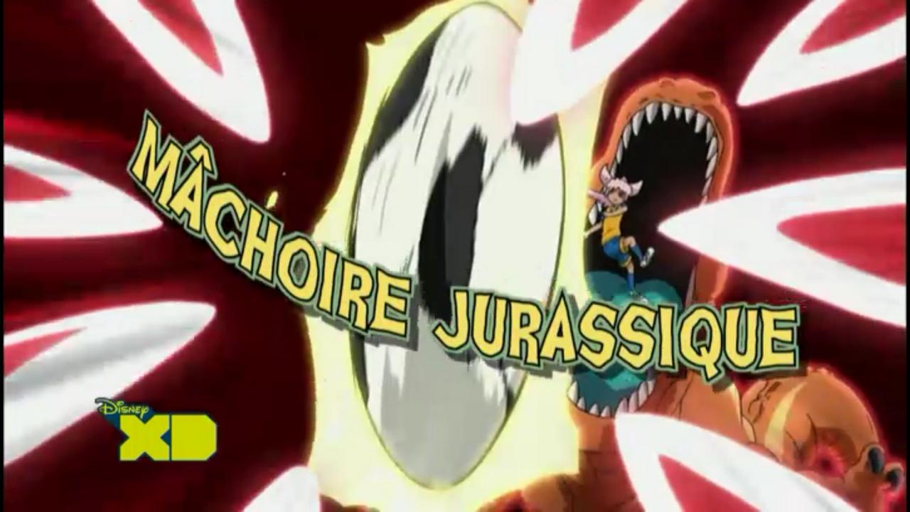 Mâchoire Jurassique