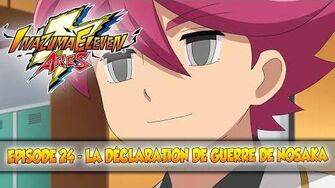 Inazuma Eleven Ares no Tenbin 24 VOSTFR HD