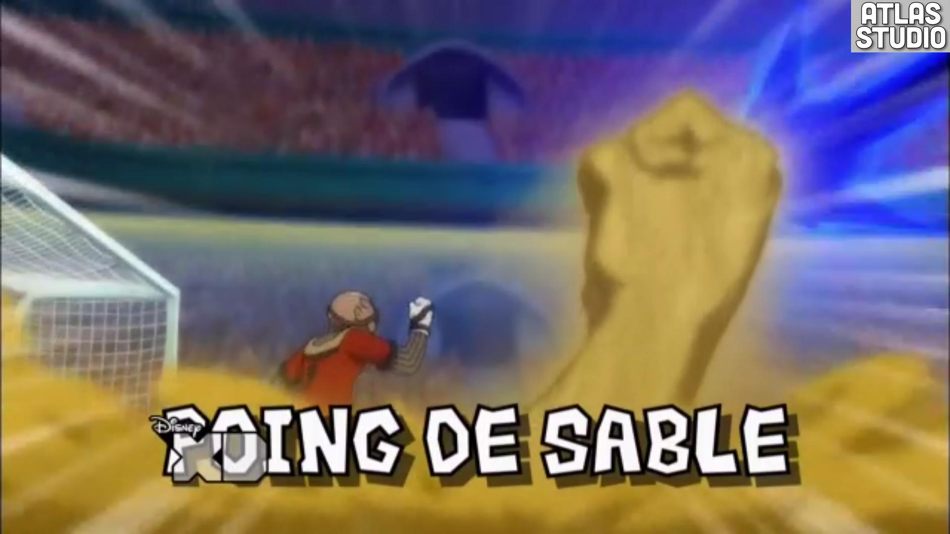Poing de Sable