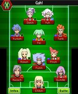Formation Gahl (CS)