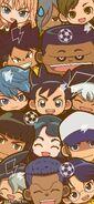 SD Inakuni Raimon Wallpaper