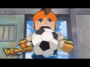 "Inazuma Eleven - 01 ""Jouons au Football"""